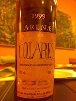 DOC Colares wine