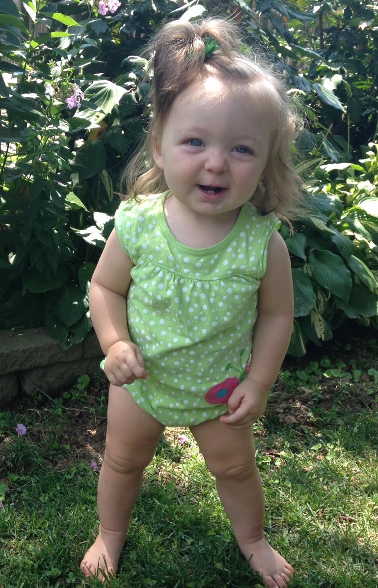 Hannah (Eleven months)