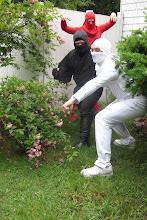 Ninja Training Party