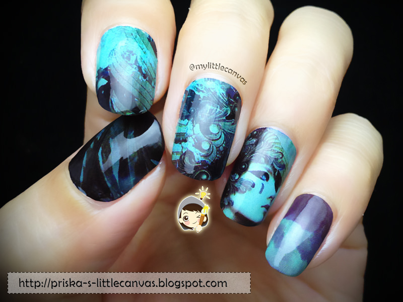 Nails of the day: Gunilla the Battle Maiden