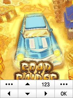 Road Raider Samsung Corby Games Free Download - Screenshot 1
