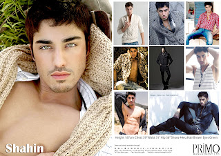 ... own sense of time aiya persian male model what do you think too exotic