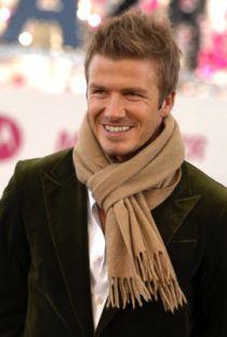 Beckham un tipico venus en virgo parfeccionista del detalle