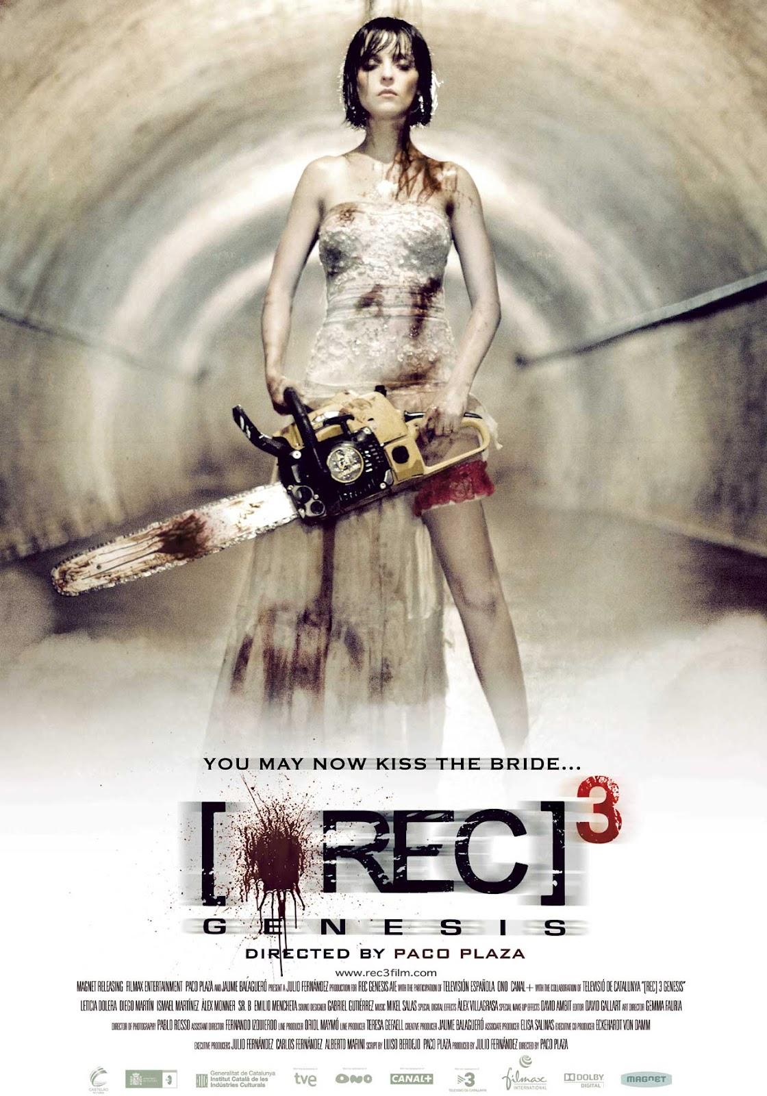 Watch REC 3 Génesis Movie Online Free 2012