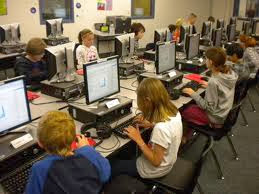 students blogging