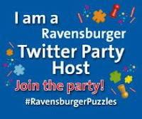 Join in With #RavensburgerPuzzles Twitter Party Fun!