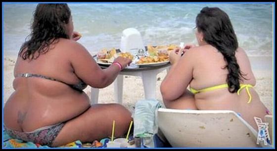 Imagens de fail na praia