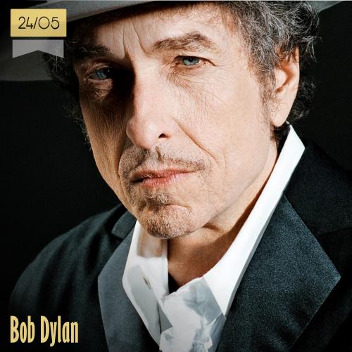 24 de mayo | Bob Dylan - @quotesbobdylan | Info + vídeos