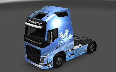 Euro truck simulator 2 - Page 11 Snowflake