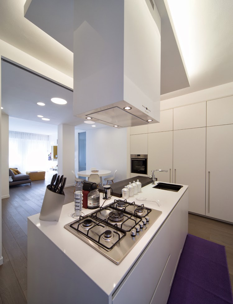 Interior relooking: metti la cucina al centro della casa