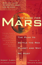 The Case for Mars by Robert Zubrin book