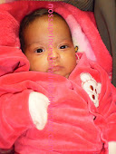 Laura com 3 meses