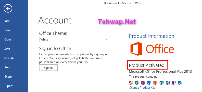 how to turn off updates office 2013