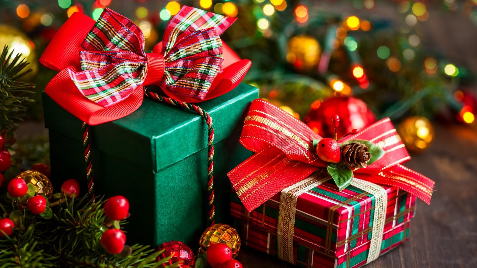 Новогодние классные подарки на