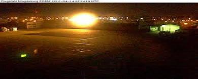 Magdeburg Airfield live camera
