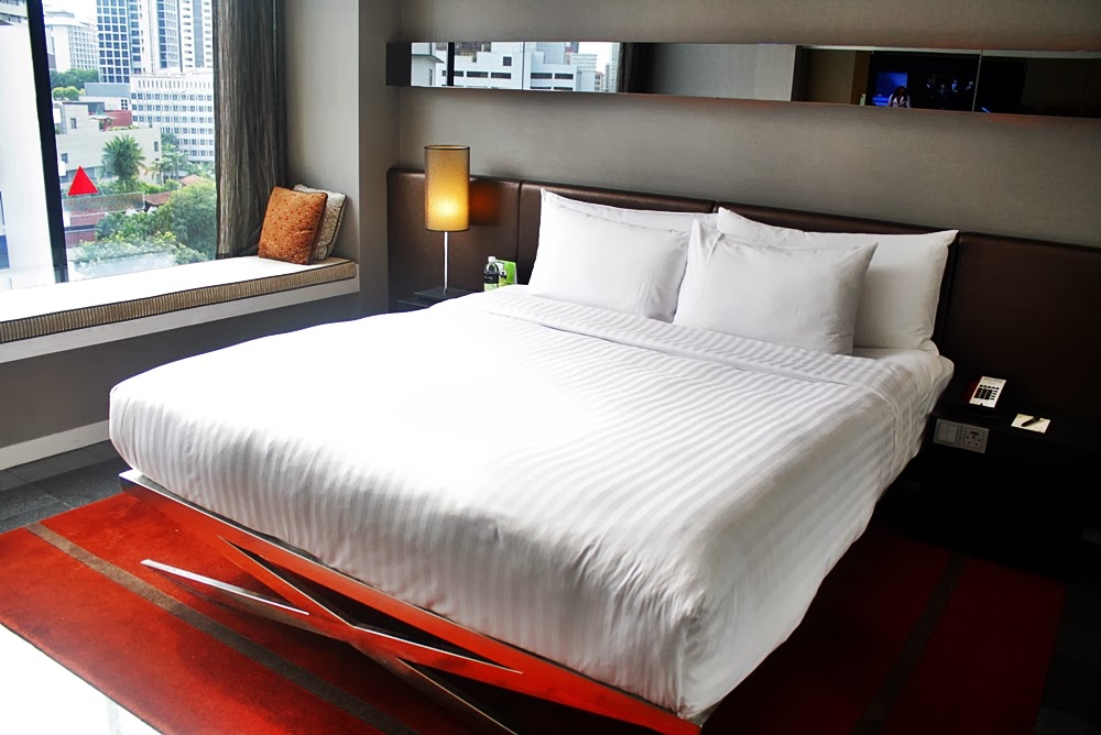 DELUXSHIONIST TRAVEL, QUINCY HOTEL SINGAPORE, REVIEW