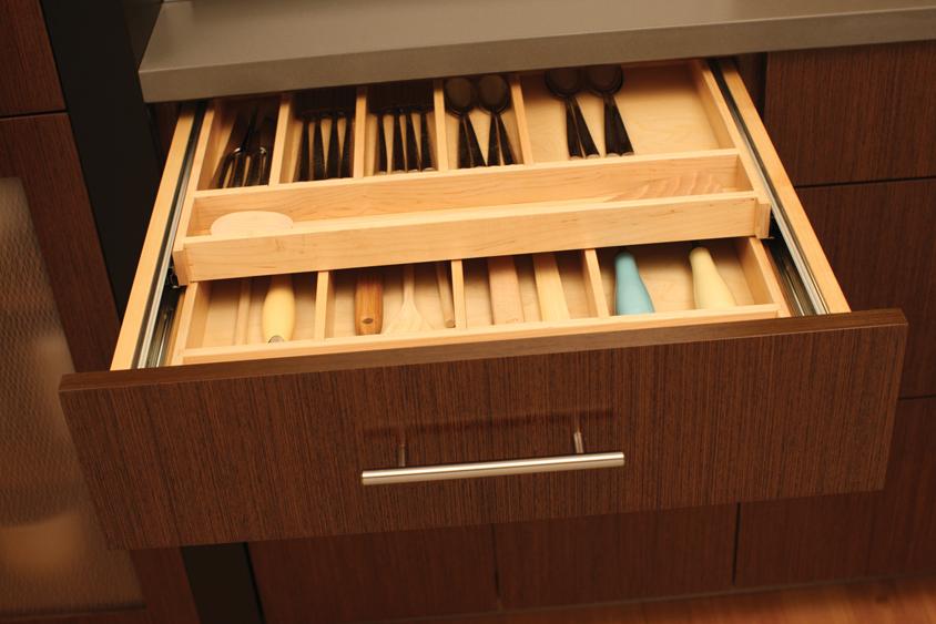 Ocdelightful Kitchen Utensil And Gadget Organization
