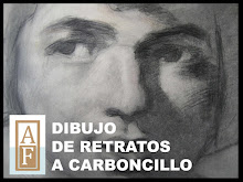 DIBUJO DE RETRATOS A CARBONCILLO