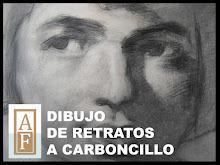 DIBUJO DE RETRATOS A CARBONCILLO