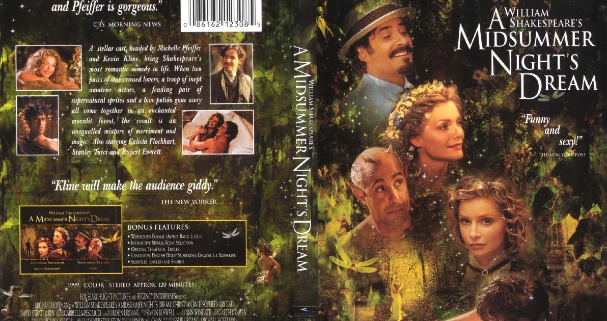 a review of the romantic comedy a midsummer nights dream A midsummer night's dream essay questions table of contents  movie review of michael hoffman's adaptation of a erotic play or a lighthearted, romantic comedy.