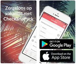 Travel App of the Month - Check and Pack