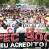 PEC 300  uma valorização profissional, um reconhecimento,  não um ato de caridade.
