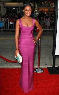 Celebrities Bandage Dresses, Tika Sumpter Bandage Dresses Pics