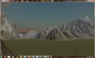 Screenshot 02 of the Cyka development demo (Cyka demo 01a)
