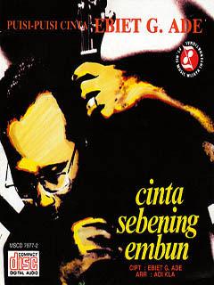 Ebiet G Ade-Cinta Sebening Embun 1995