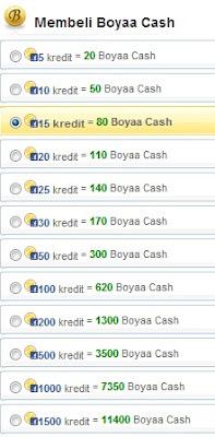 Boyaa Cash Perjuangan Semut