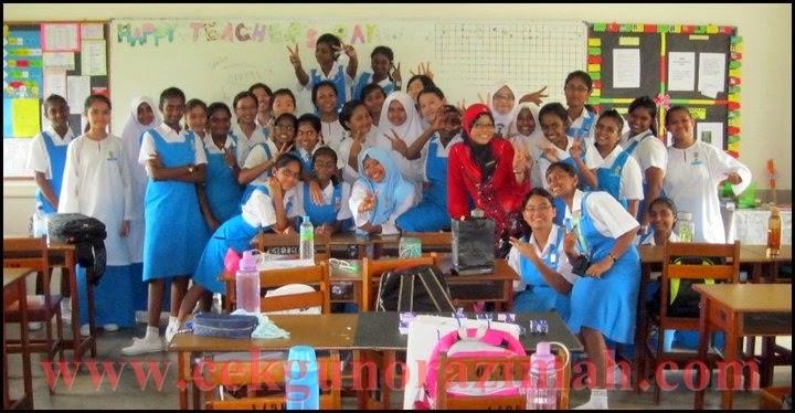 2011 : 2T di SMK St Mary