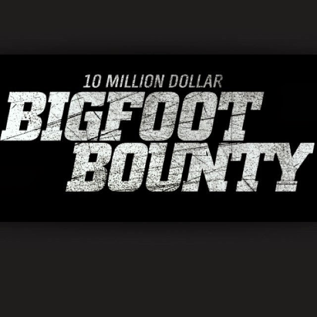 Bigfoot Bounty Spike TV