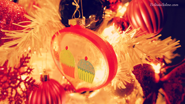 belindaselene  pink christmas