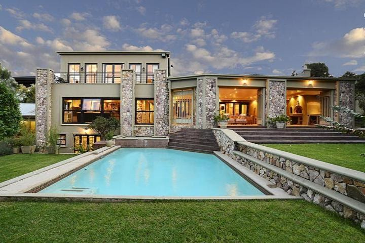 Ultra luxurious mansion in south africa luxury mansions for Luxury mansion builders