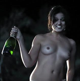Topless AnnaMaria Demara Tits Exposed