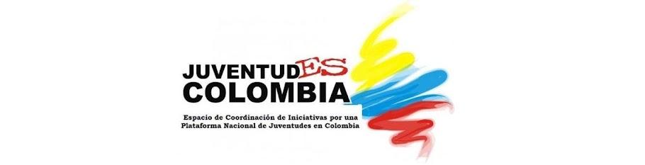 JuventudEs Colombia - Espacio de Coord. de Iniciativas por la Plataforma Nacional de Juventudes