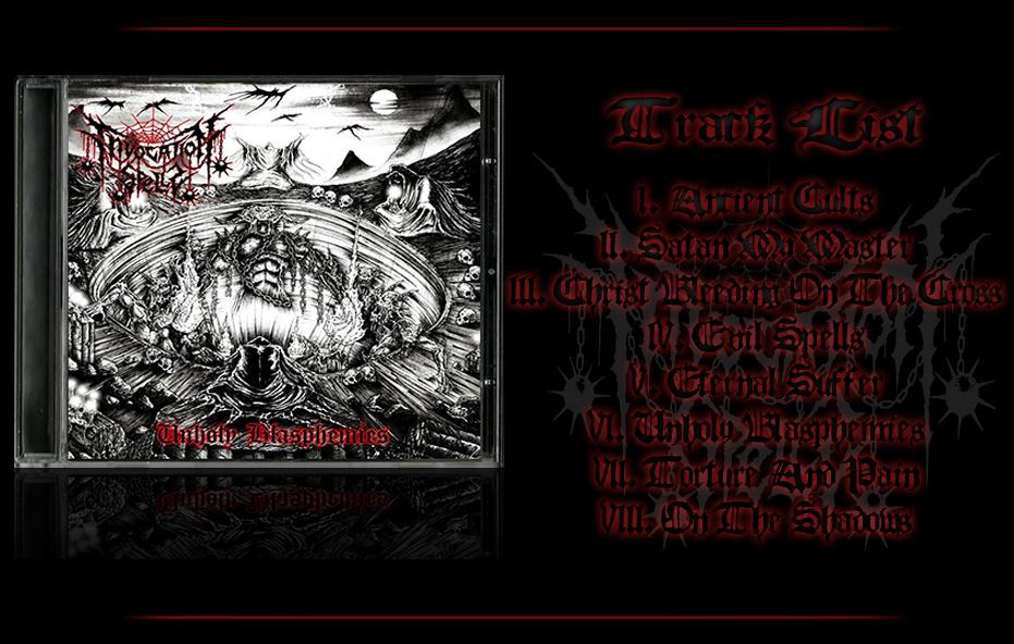 Invocation Spells | Black/Thrash Metal | Chile