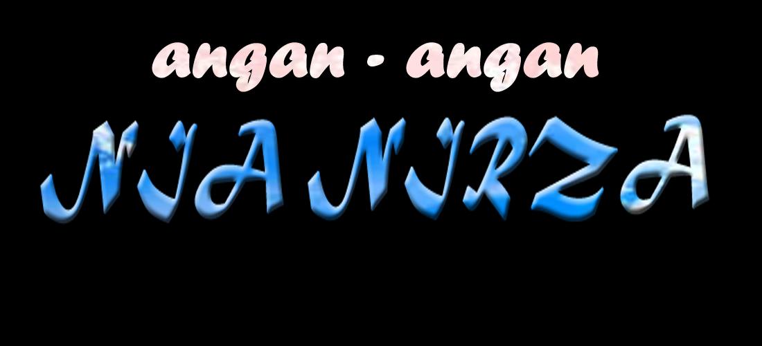 angan-angan nia nirza =)
