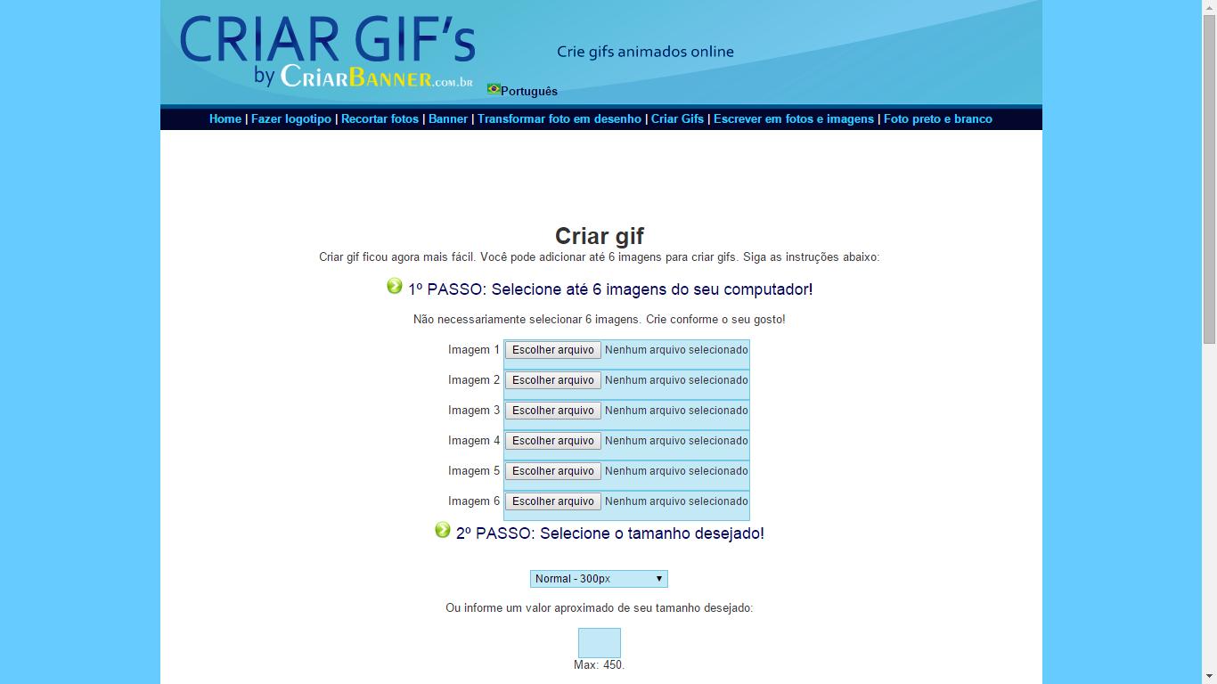 crie gifs online