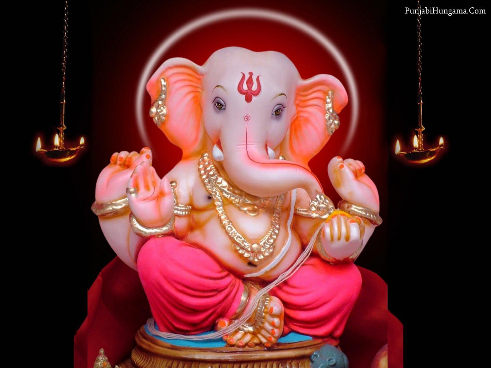 Lord Ganesha HD Wallpapers - Page 1 - bhmpics.com