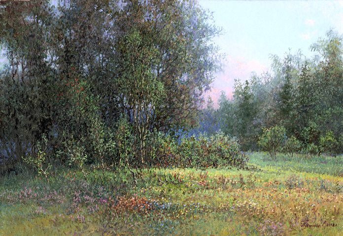 Maher Art Gallery: Panin Sergey