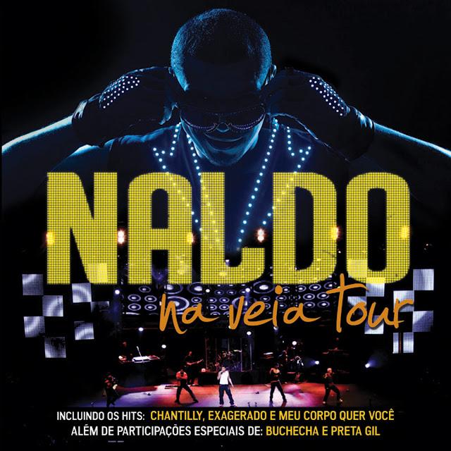 capa Download – Naldo   Naldo na Veia Tour – DVDRip AVI + RMVB