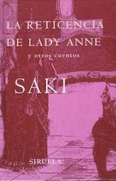 Reticencia de Lady Anne Saki