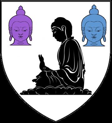 Univers lacunaire  Bouddha%2Bsable-pourpre-azur