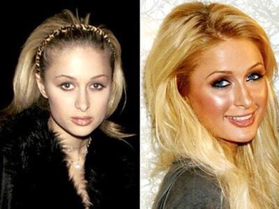 Paris Hilton antes da fama