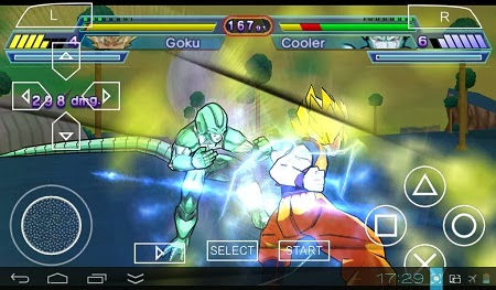 Download Dragon Ball Shin Budokai 2 Another Road PSP
