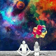 En sus ojos veía un universo.