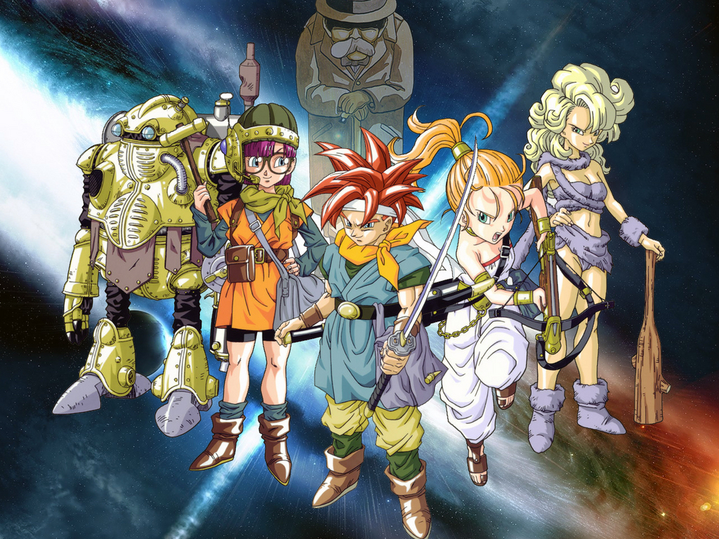 Chrono Trigger Wallpaper vpc0a amateur free full length sex