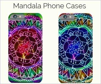 Mandala Phone Cases
