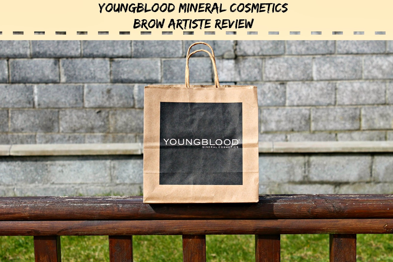 Youngblood Mineral Cosmetics Blog Review
